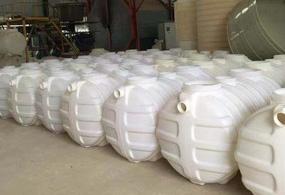 赣州塑料化粪池案例