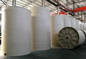 江西PPH缠绕塑料储罐厂家生产加工