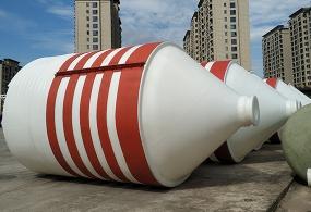 九江酸洗石英砂PE塑料锥底储罐厂家