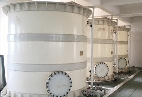 塑料储罐厂家生产制作PP储罐