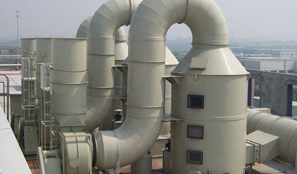 PP喷淋塔废气处理塔