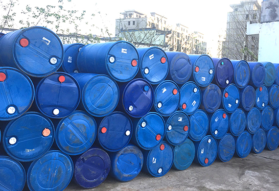 全新加厚200L密封塑料化工双环桶