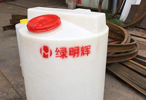 抗腐蚀5吨PE搅拌桶加药箱