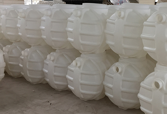 一体成型环保PE塑料化粪池