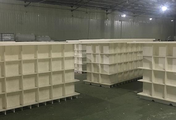 PP水槽鱼箱电解槽