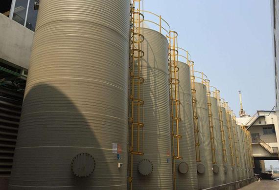 立式PPH液体储罐