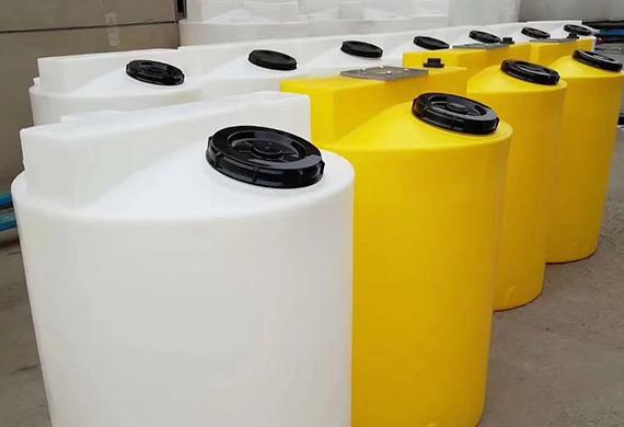 塑料加药搅拌罐