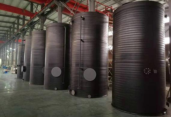 HDPE储罐安装