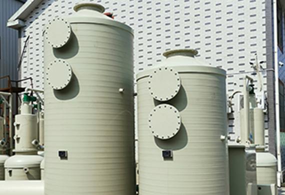 PPH废气处理定制