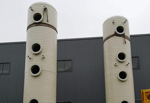 PPH废气喷淋塔