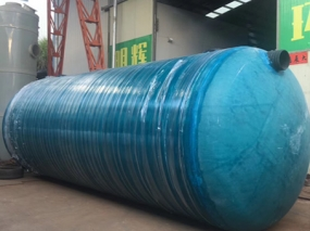 玻璃钢化粪池供应商