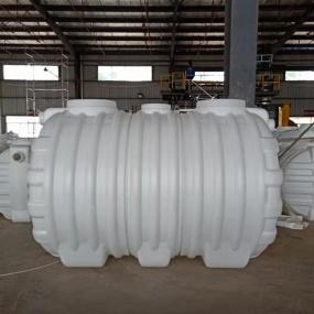 广西不渗漏容器0.8立方化粪池污水处理塑料化粪池