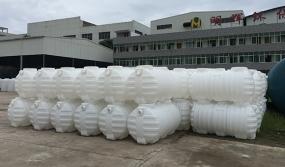 广西农村厕改PE塑料化粪池