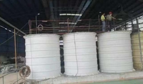 九江聚丙烯PP材质储存罐