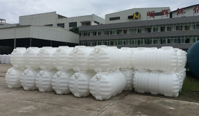 广西吹塑成型塑料化粪池