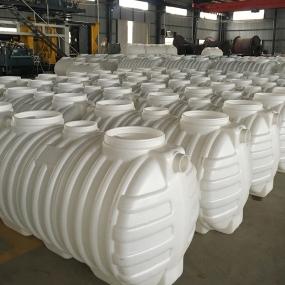 一体成型PE塑料化粪池