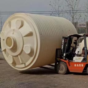 10吨塑料PE防腐蚀水塔