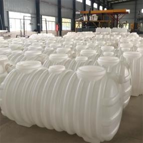旱厕改造无缝隙塑料化粪池