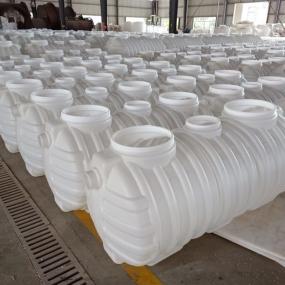 三格塑料化粪池生产厂家