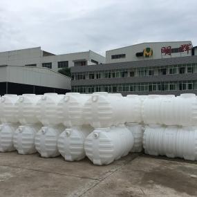 专业生产1立方塑料化粪池