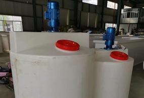 2吨耐高温塑料加药箱
