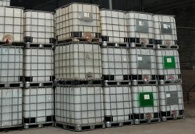 全新耐酸碱塑料千升桶