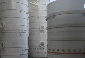 厂家直销立式喷淋塔洗涤塔
