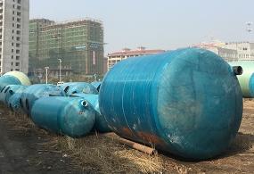 25立方污水处理化粪池