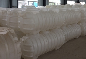 塑料三格化粪池厂家批发