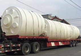 化工20吨大型塑料储罐