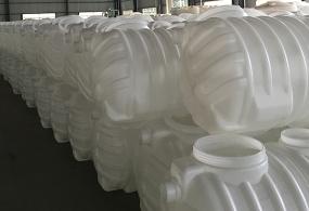 厂家塑料PE三格化粪池批发