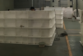 广西PP槽塑料电解槽厂家定制