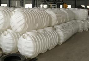 环保1.5立方塑料化粪池