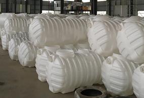 一体成型塑料化粪池