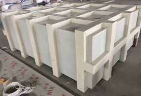 广西PP定制防腐水槽电解槽