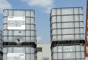 广西二手PE吨桶1000L桶