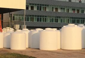 8吨PE化工塑料储罐