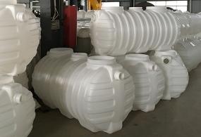 塑料三格PE化粪池