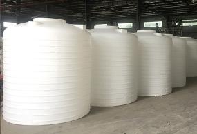 一体成型5吨化工塑料储罐