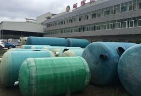 九江缠绕玻璃钢化粪池