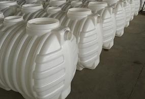 萍乡污水处理PE一体化粪池