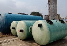 九江4立方玻璃钢化粪池