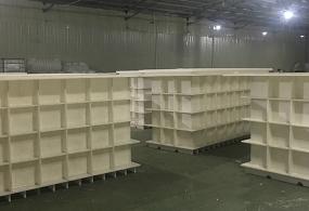 九江PP水槽鱼箱电解槽