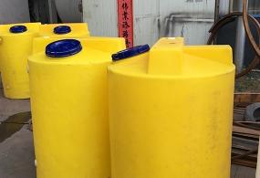 PE水处理搅拌桶加药箱