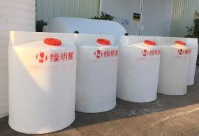 九江加药设备圆形搅拌桶