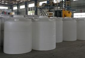 PE耐酸碱塑料储罐