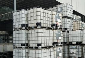 九江PE白色方形吨桶
