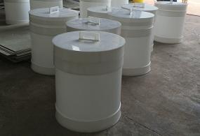 PP板材焊接成型储罐
