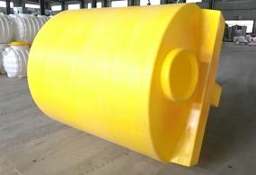 九江5吨PE加药箱处理设备