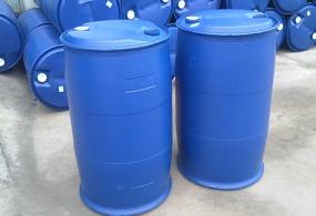 南昌200L蓝色圆形化工桶